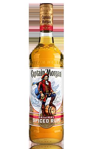 Captain Morgan Gingerbread SpicedHOLIDAY FLAVOR