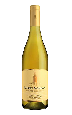 Robert Mondavi Private Select Buttery ChardonnayNew Product