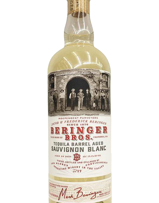 Beringer Bros. Barrel Aged Sauvignon BlancSeasonal